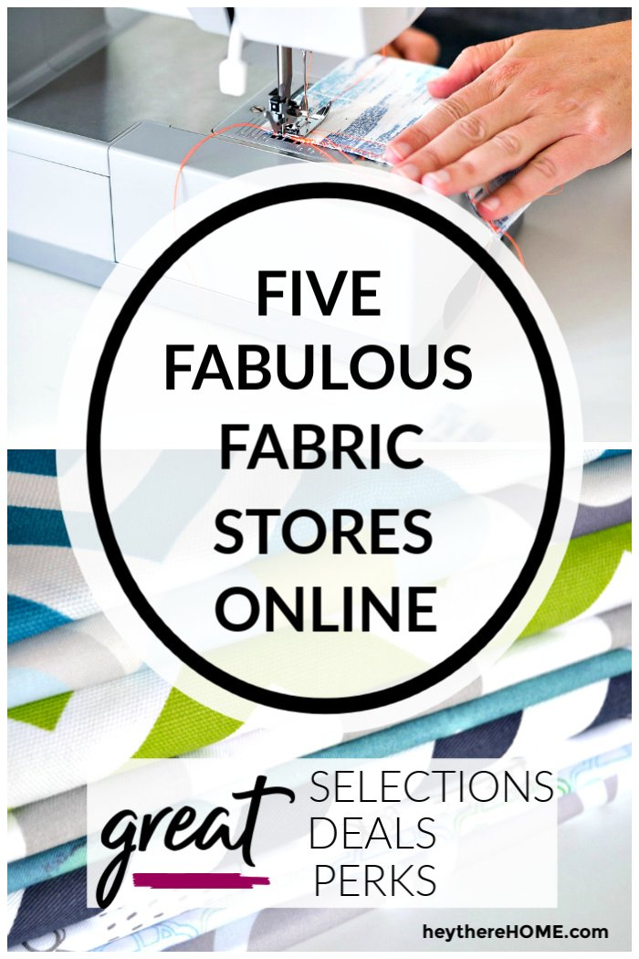 five fabulous online fabric stores
