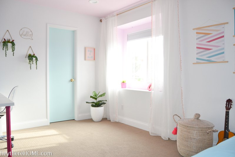 kids rooms need lots of floor space