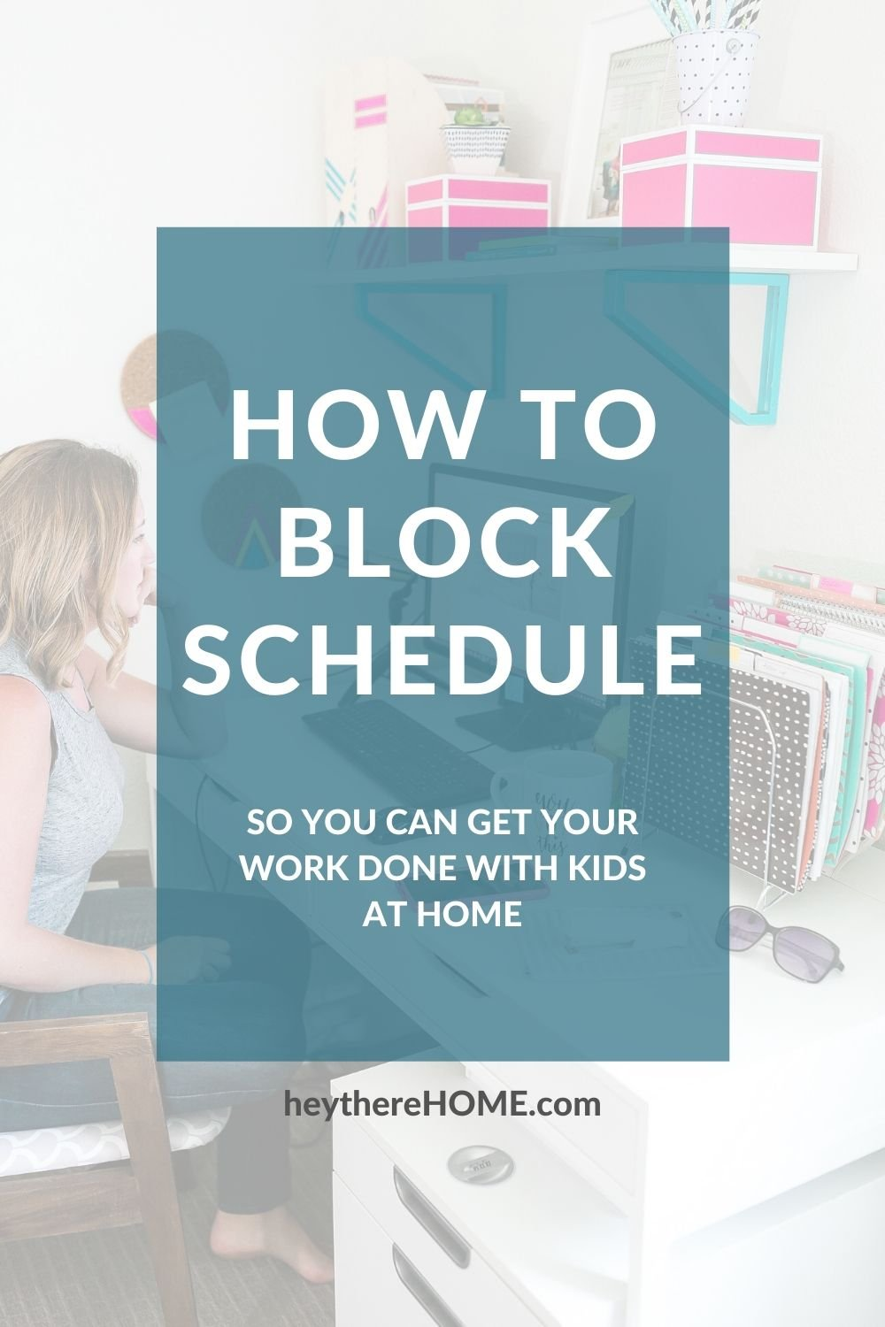 how to block schedule for maximum productivity