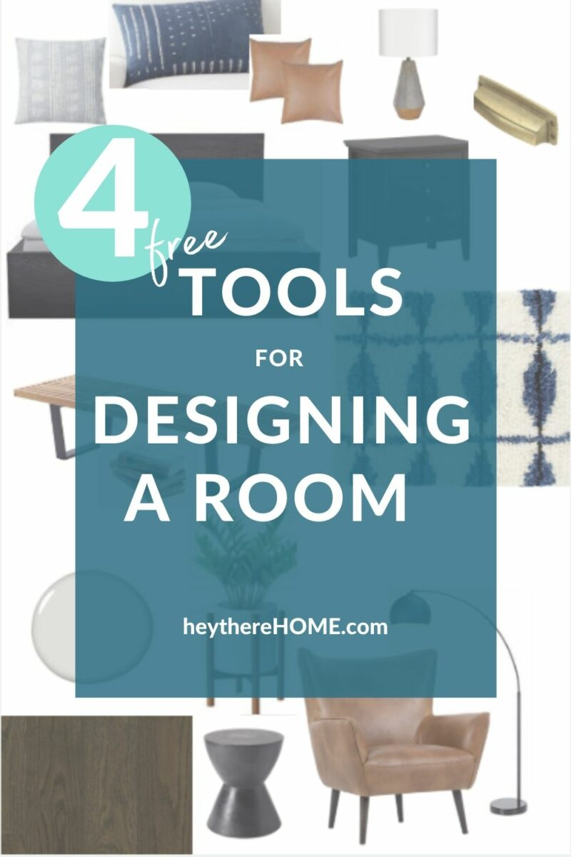 4 Free Tools For Designing A Room