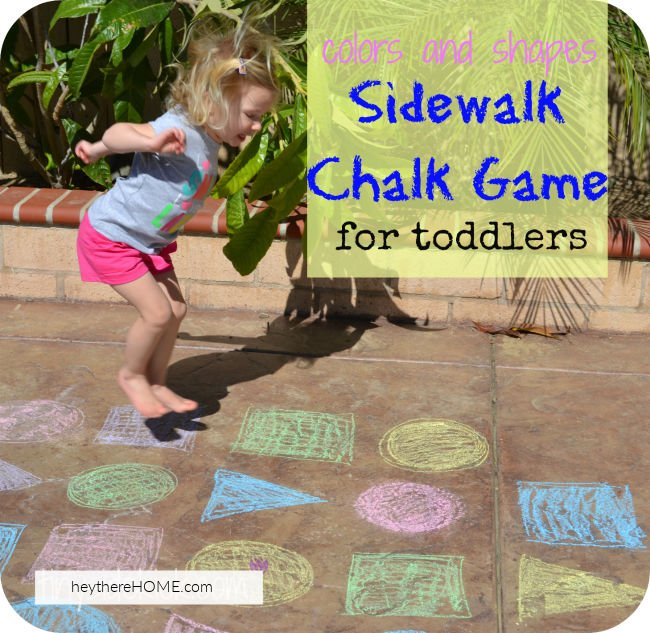 shape game for toddler