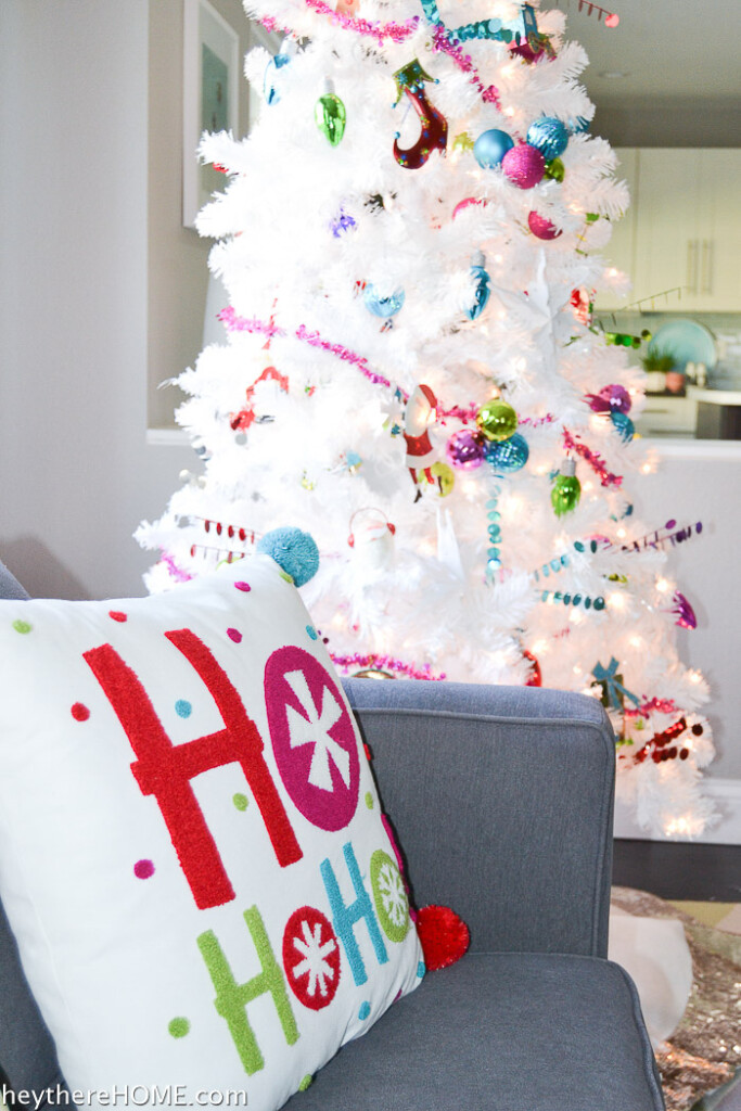 festive holiday decor