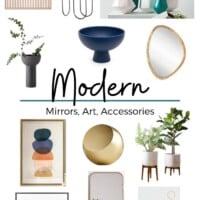 modern accessories for the home